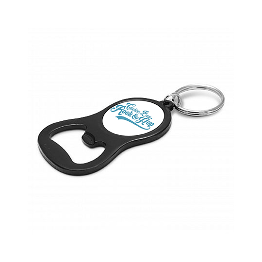 Chevron Key Ring