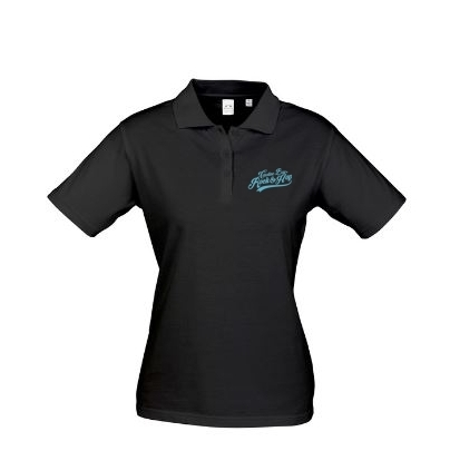 Rock and Hop Womens Polo