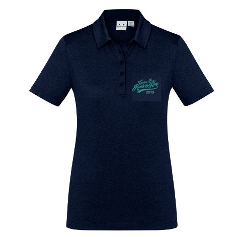 2019 Collectors Edition Ladies Navy Polo - Available Online Only