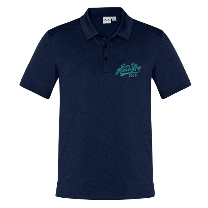 2019 Collectors Edition Men's Navy Polo - Available Online Only